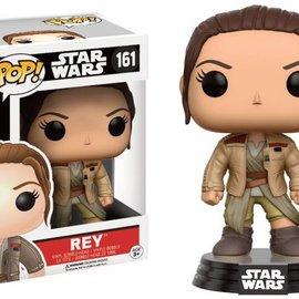 FUNKO Pop! Star Wars: Rey in Finn's Jacket LE
