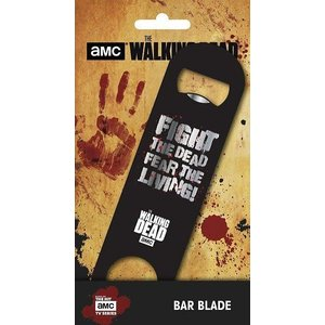 Hole In The Wall Walking Dead Fear the Living - Bar blade