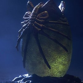 Sideshow Alien Egg Statue