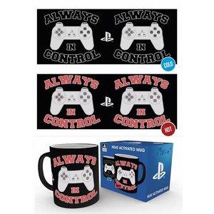 Playstation Control - Heat Change Mug