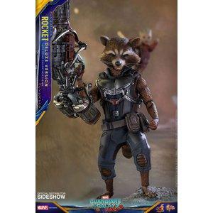 Marvel: GotG 2 - Deluxe Rocket Raccoon 1:6 Scale Figure
