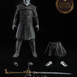 Three A Toys Game of Thrones: White Walker Scale 1:6 Figure - Deluxe Version