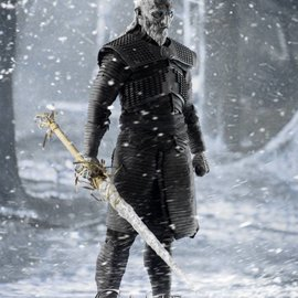 Three A Toys Game of Thrones: White Walker 1:6 Scale Figure - Standard Version