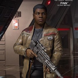 Gentle Giant Star Wars: Finn 1:6 Scale Figure Mini Bust