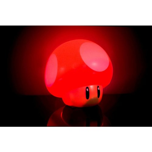 Paladone Super Mario: Mushroom Light