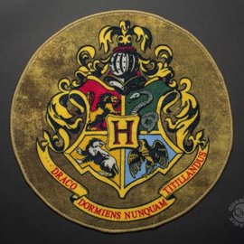 Quantum Mechanix Harry Potter: Hogwarts Crest Doormat