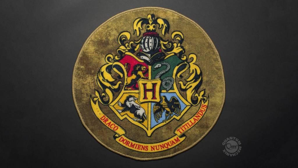 Quantum Mechanix Harry Potter: Hogwarts Crest Doormat