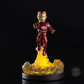 Quantum Mechanix Marvel: Iron Man Light-Up Q-Fig