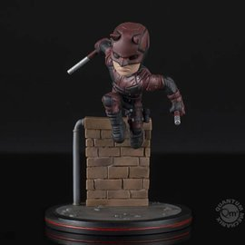Quantum Mechanix Marvel: Daredevil Q-fig
