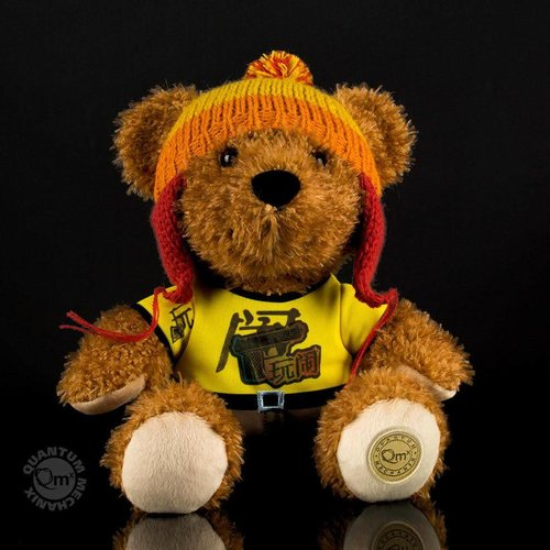 Quantum Mechanix Firefly Jayne Bear Plush