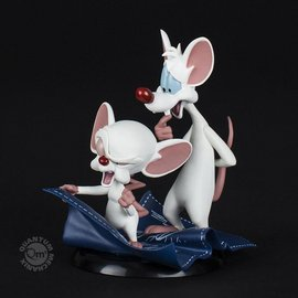 Quantum Mechanix Pinky and the Brain Q-Fig
