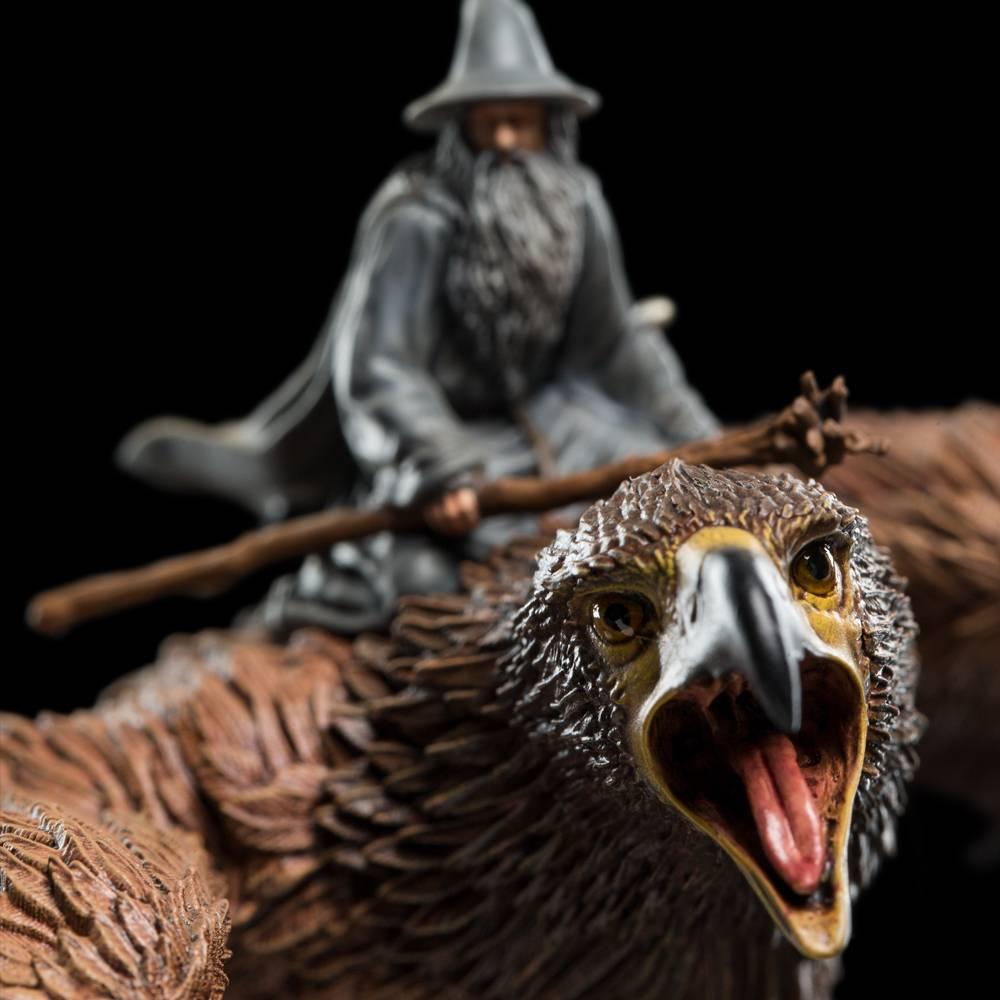 WETA Workshops The Lord of the rings: Gandalf on Gwaihir