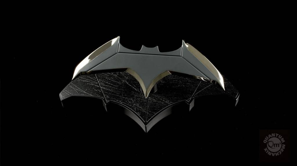 Quantum Mechanix Batman Batarang 1:1 Scale Replica