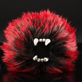 Quantum Mechanix Star Trek Mirror Universe Tribble Plush