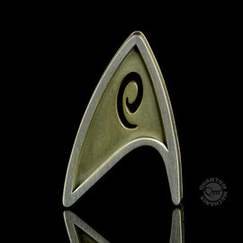 Quantum Mechanix Star Trek Beyond Magnetic Insignia Badge — Operations