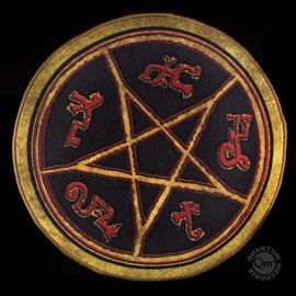 Quantum Mechanix Supernatural Devil's Trap Doormat