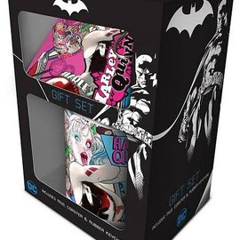 Hole In The Wall DC COMICS HARLEY QUINN GIFT SET