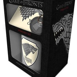 Hole In The Wall Game of Thrones Stark - Gift Set