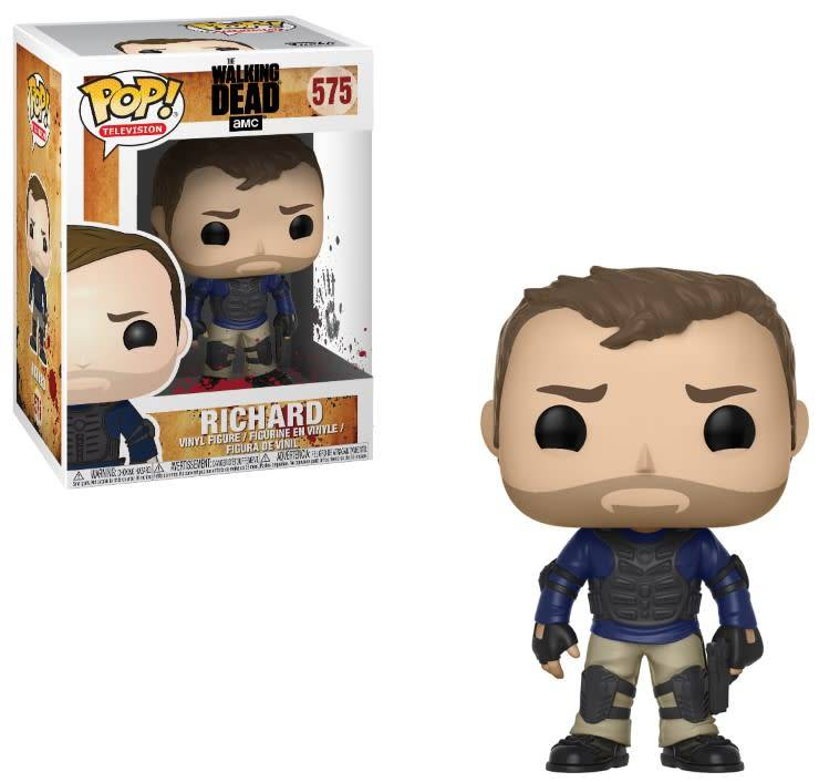 FUNKO Pop! TV: The Walking Dead - Richard