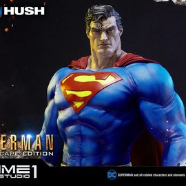 prime1 DC Comics: Batman Hush - Fabric Cape Edition Superman Statue