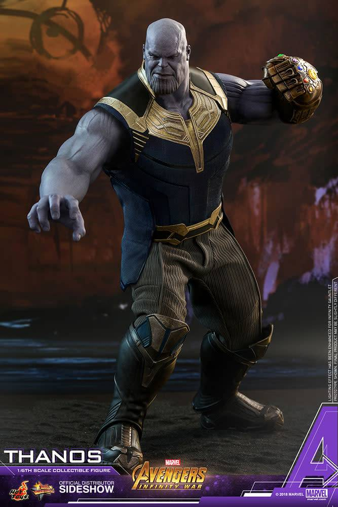 Hottoys Marvel: Avengers Infinity War - Thanos 1:6 Scale Figure