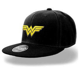 CID DC Comics: Wonder Woman Logo - Snapback