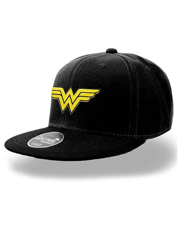 CID DC Comics: Wonder Woman Logo - Snapback