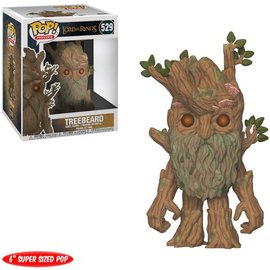 FUNKO Pop! Movies: Lord of the Rings - 6 inch Treebeard