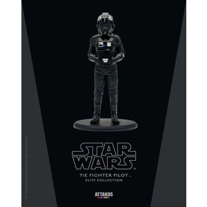 Attakus Star Wars: Tie Fighter Pilot 18 cm Statue Elite Collection