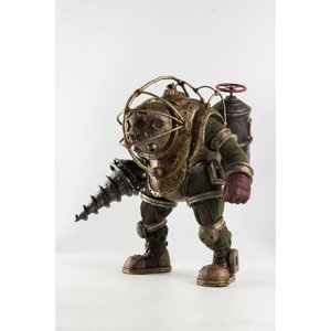 Three A Toys Bioshock: Big Daddy and Little Sister