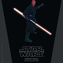 Attakus Star Wars: Darth Maul 16 cm Statue Liited  Elite Collcection