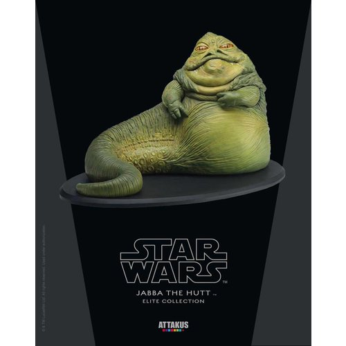 Attakus Star Wars: Jabba The Hutt 21 cm Statue Limited  Elite collection