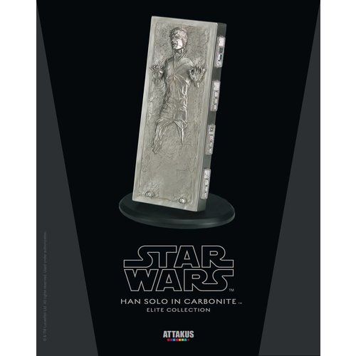 Attakus Star Wars: Han Solo Limited Elite Collection 18 cm Statue