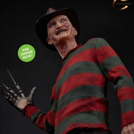 Elite Creature Collectibles A Nightmare on Elm Street: Infinity Hell - Freddy Krueger 1:3 Maquette