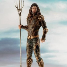 Kotobukiya DC Comics: Justice League Movie - Aquaman Artfx+ PVC Statue