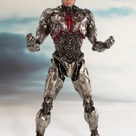 Kotobukiya DC Comics: Justice League Movie - Cyborg Artfx+ PVC Statue