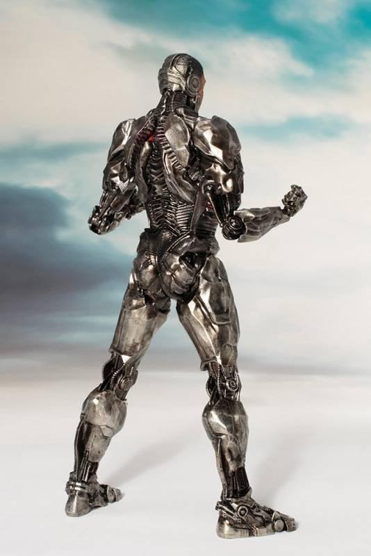 Kotobukiya DC Comics: Justice League Movie - Cyborg Artfx+ PVC Statue