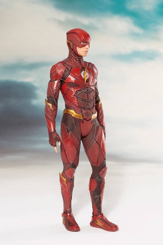 Kotobukiya DC Comics: Justice League Movie - The Flash Artfx+ PVC Statue