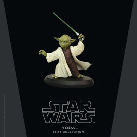 Attakus Star Wars: Episode 1 - Yoda Version 3 - 8 cm Statue