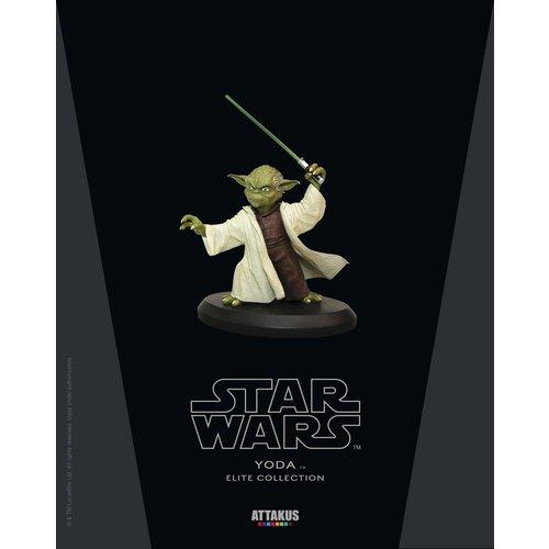 Attakus Star Wars: Episode 1 - Yoda Version 3 - 8 cm Statue