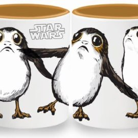 FUNKO Star Wars The Last Jedi: Porgs Big Mug