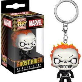 FUNKO Pocket Pop Keychain: Marvel - Ghost Rider
