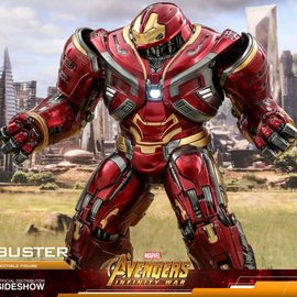 Sideshow Toys Marvel: Avengers Infinity War - Hulkbuster 1:6 Scale Figure