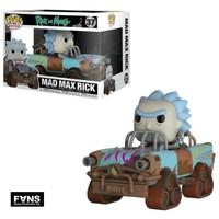 Pop! Rides: Rick and Morty - Mad Max Rick
