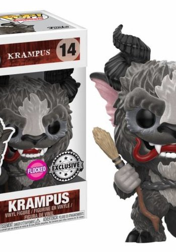 Pop! Movie: Flocked Krampus LE