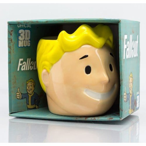 Hole In The Wall Fallout - 3D Mug