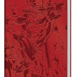 Hole In The Wall Marvel Deadpool Action - Flexi-Cover A5 Notebook