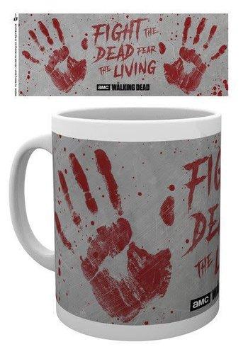 The Walking Dead Hand Prints - Mug