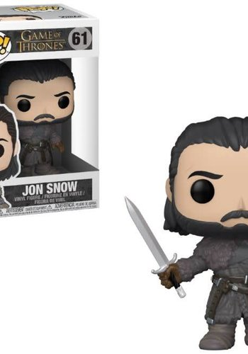 Pop! TV: Game of Thrones - Beyond the Wall Jon Snow