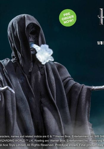 Harry Potter: Dementor 1:8 Scale Figure